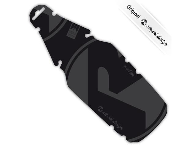 rie:sel design rit:ze L Rear Mudguard Saddle stealth